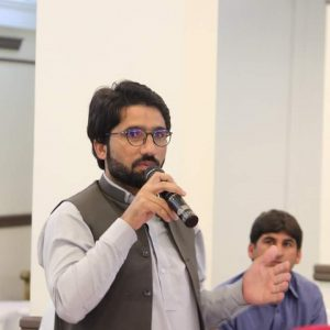 Lal Zaman, HSF Fellow and Team Member